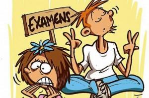 Stress examen